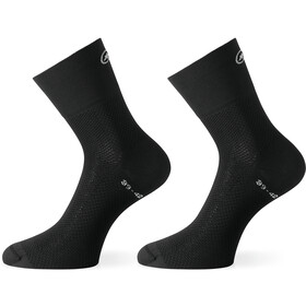 assos GT Calcetines, black series